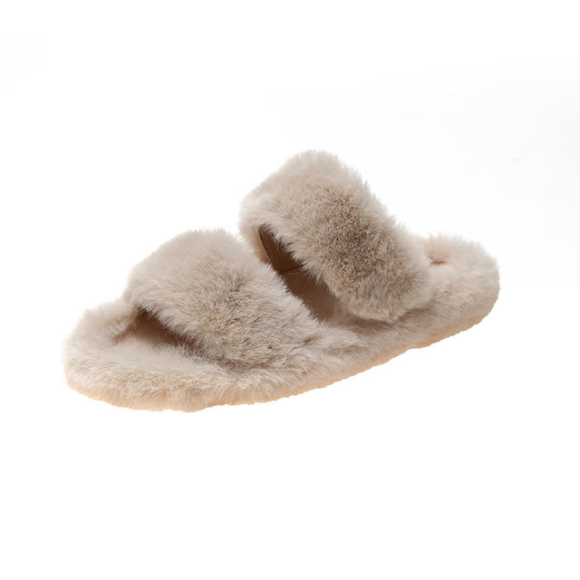 Women's Fur Home Slippers