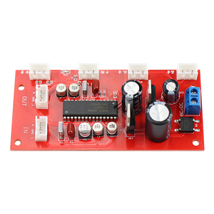 Image 3 - Ghxamp UPC1892CT Preamp Tone Board Preamplifier Tone Control Potentiometer Separation Good Quality Dual DC 12v 24V 1pc