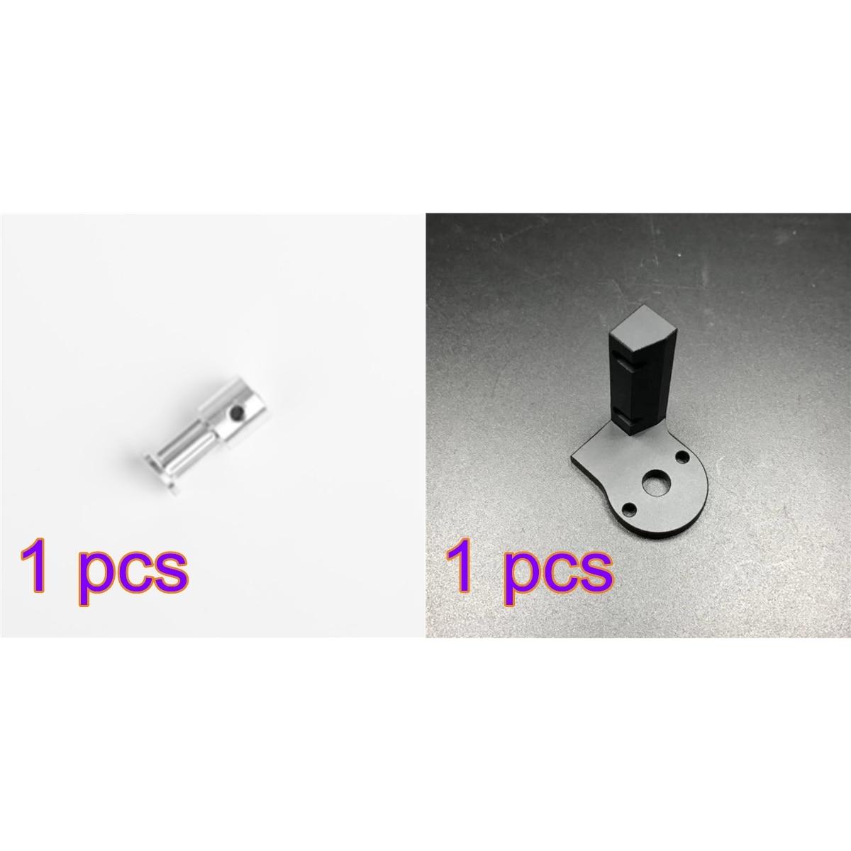 DIY Motor Adapter+Motor Bracket Holder For TOYAN Engine Starter Motor
