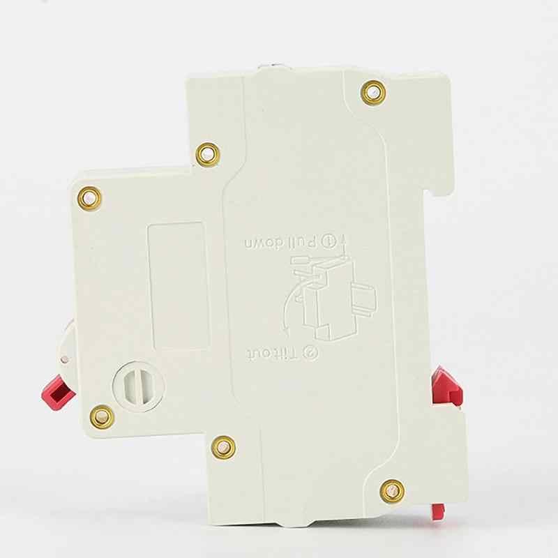DZ47s-63/1 p mini interruptor de ar do interruptor do interruptor da proteção da sobrecarga do escapamento equipamento elétrico e fontes