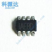10 unidades/lote MP2161GJ AEB AEBx TSOT 23 8 IAEBX MP2161 IAEB 8 pines SOT23