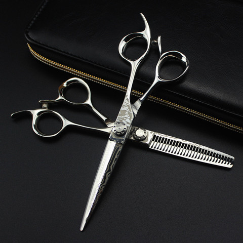 tesouras do salao de cabelo corte barbeiro
