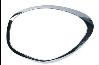 ไฟหน้าไฟหน้า Chrome สำหรับ BMW Mini R50 R52 R53 R55 R56 R57 R58 R59 R60 R61 one paceman cooper clubman countryman