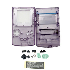 Image 4 - ใหม่เปลือกสำหรับ Nintendo Gameboy GBA SHELL Hard Case เปลี่ยนเลนส์หน้าจอสำหรับ Gameboy ADVANCE คอนโซลที่อยู่อาศัย