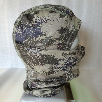 Tactical Camouflage Full Face Mask CS Game Army Hunting Riding Sports Helmet Lining Cap Outdoor Military Warm Hood 3