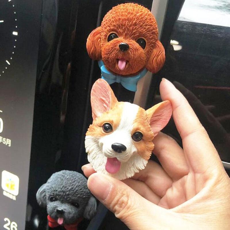 Ambientador forma de perritos 3D 1