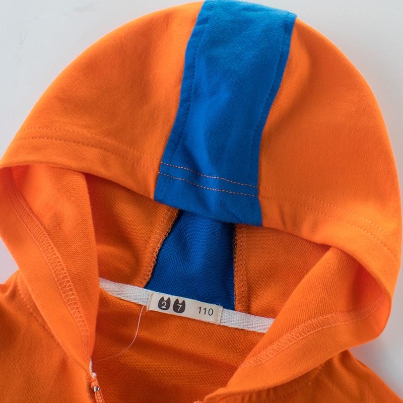 Kids  Sport Clothing Sets Children Boys Girls  Baby Casual  Tracksuit  Cotton Zipper Jacket Pants  Suit Infant Spring Autumn 5