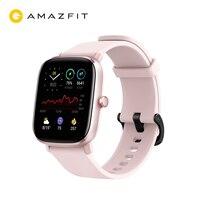 Amazfit-reloj inteligente GTS 2 Mini, dispositivo deportivo con control del sueño, GPS, AMOLED, 70 modos, para Android e iOS, versión Global, disponible