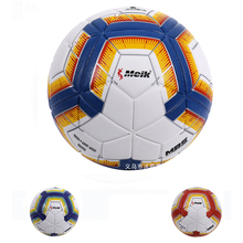 Soccer Ball Size 5 for Football Training Original Cones Entertainment Football Pu Material Sports Matches League Athletics