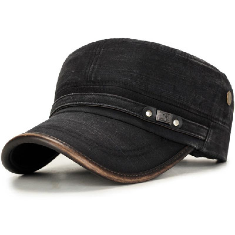 New winter flat cap outdoor sun protection ear caps men's and women's universal hat fashion retro casual hats