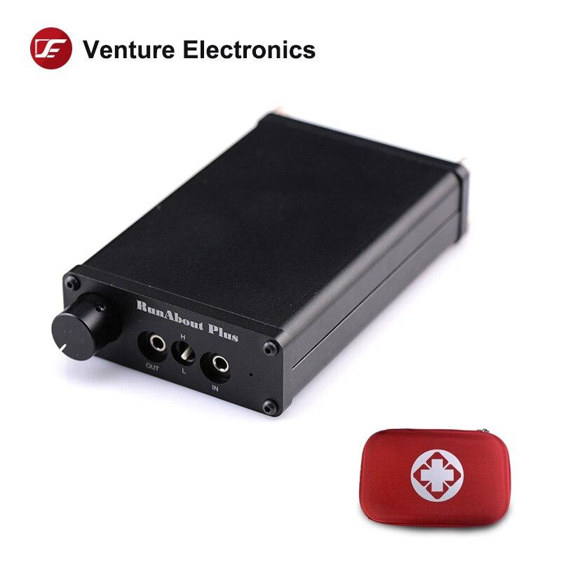 Entreprise Électronique VE RunAbout Écouteur Portable Amplificateur