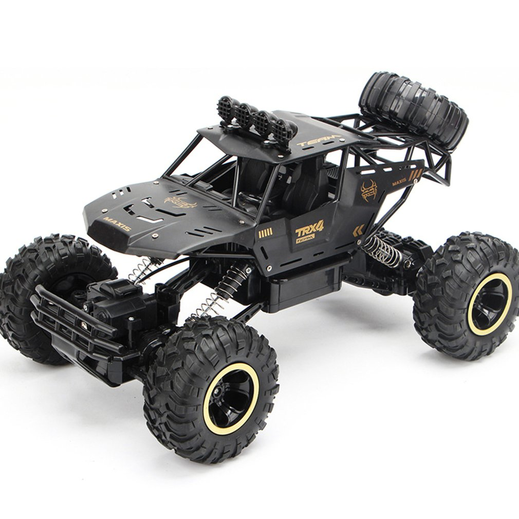 4WD Remote Control High Speed Vehicle 2.4Ghz Electric RC Toys Monster Truck Buggy Off-Road Toys Kids Suprise Gifts