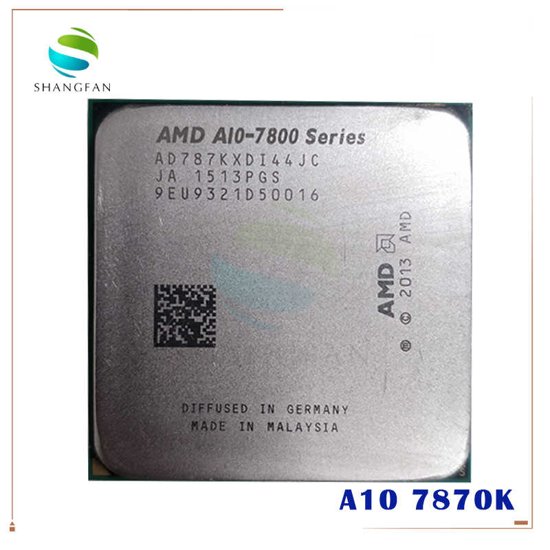 AMD A10-Series A10-6790K A10 6790 K 4.0 GHz Quad-Core CPU Processor AD679KWOA44HL Socket FM2
