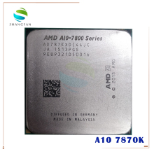 CPU Processor Ad787kxdi44jc-Socket 7870 AMD Quad-Core Fm2  Ghz A10-Series