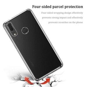 Image 3 - Luxury Case For Huawei P30 Pro P20 Lite P Smart Plus 2019 Honor 8x Max 8c 8s Mate 30 Lite 20 Pro Coque Funda Silicone Back Cover