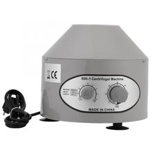 Centrífuga de laboratorio eléctrica de escritorio, para práctica de laboratorio, 4000rpm, 6x20ml, EU 220V
