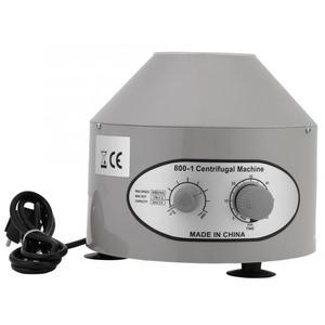 Image 1 - Centrífuga de laboratorio eléctrica de escritorio, para práctica de laboratorio, 4000rpm, 6x20ml, EU 220V