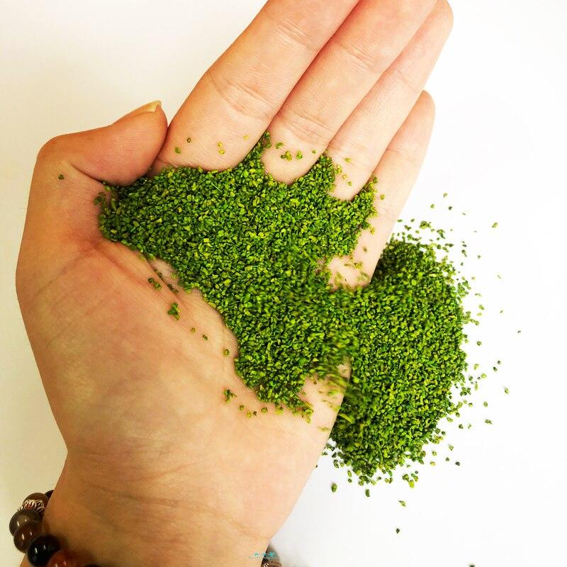 30 г 1-2 мм Отшелушивающий и разброс листва материал дерево порошок листья Масштаб Модель Строительный Материал трава миниатюрные диорамы