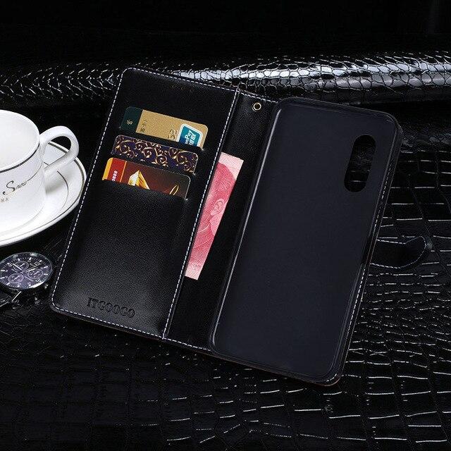 Pour Sharp Aquos Sense3 haute qualité motif crocodile en cuir avec fente pour carte rabat couverture de téléphone support daffaires coque de téléphone
