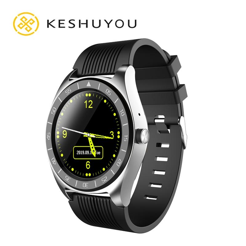 Новый Круглый звонки FT SIM Смарт-часы для мужчин и женщин, водонепроницаемые Смарт-часы сердечного ритма MP3 плеер для amazfit Huawei Apple Xiaomi 2021