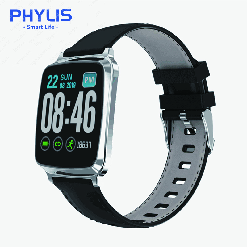 Fitness tracker <font><b>M8</b></font> <font><b>Smart</b></font> <font><b>Watch</b></font> Women Men Sport <font><b>watches</b></font> waterproof Blood Pressure Heart Rate smartwatch for Iphone Android image