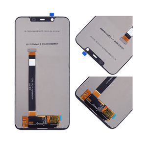Image 3 - ORIGINAL For NOKIA 8.1 LCD Touch Screen Digitizer Assembly For Nokia 8.1 Display with Frame Replacement TA 1119 TA 1121 TA 1128
