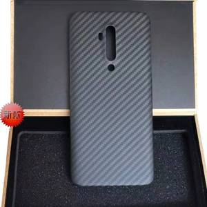 Image 4 - Aramid fiber Back Cover For OnePlus 7 Pro Protective Case 7T 8 nord carbon Cases and covers Nylon bumper Official Design
