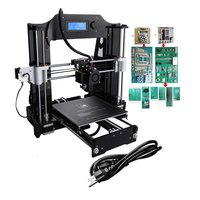 LCD Screen Display 3D Printer Machine Large Printing Size DIY 3D Printer Kit Professional High Precision Printing US/EU  Plug|3D Printers| |  -