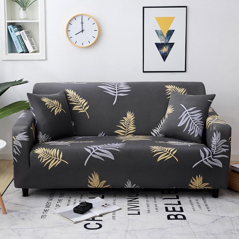 Stretch <font><b>Sofa</b></font> Cover All-Inclusive Dust Pr