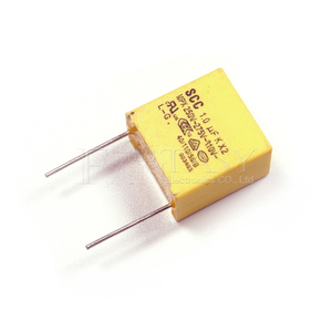Image 5 - 10 Stuks 1Uf Condensator X2 Condensator 275VAC Pitch 15Mm X2 Polypropyleen Film Condensator 1Uf