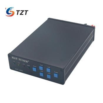 TZT mAT-180H HF Auto-tuner 120W AUTO TUNER Automatic Antenna Ham Radio For ICOM