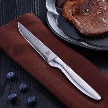 Нож для стейка SUS 304 Thincked нержавеющая сталь фрукты кухонная утварь все-в-одном высокая термостойкость превосходное качество