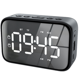 Digital Alarm Clock Radio with