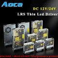 Switching Power Supply AC85-265V 110V/ 220V to DC24V SMPS 12VDc led driver 30A CCTV Power Supply 12VPSU Mode Power for Led Strip