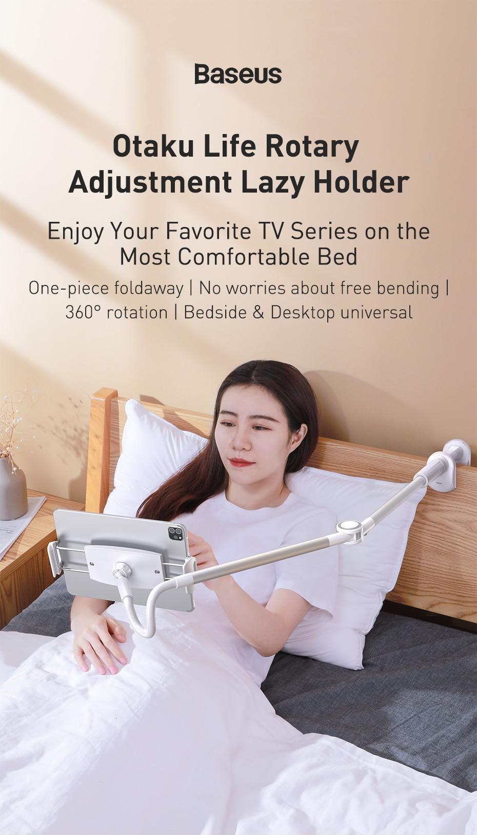 Baseus Rotary Adjustment Lazy Holder 3