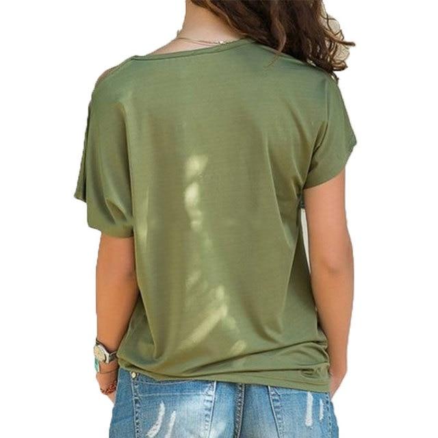 Womens Short Sleeve Shirt  6