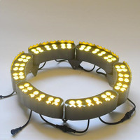 Mejor https://ae01.alicdn.com/kf/H79020cdf37f3491f9941052e821fac7cK/Gazebo LED Shoot lámpara de árbol paisaje de plantas luz RGB exterior impermeable IP67 luces navideñas.jpg