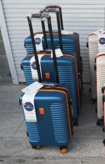 """CARRYLOVE 2"""" 24"""" 2"""" дюймов spinner ABS расширитель 3 шт. чехол на колесиках Набор роликов набор дорожных чемоданов для путешествий - Цвет: a set of 3"""
