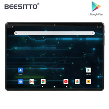 Freies Verschiffen 10 zoll tablet PC MTK Schnelle CPU Android 9,0 OS Dual Kamera 5,0 MP 32GB GPS WIFI bluetooth tablet android 10 планшеты(China)