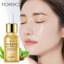 ROREC Whitening Snail Whey Wrinkle Hyaluronic acid Serum Liquid Essence Acne Treatment Black Head Remove Anti-Aging Anti-redness