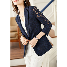 2020 New Fashion Business Interview Suits Women Work Office Ladies Long Sleeve Casual Blazer