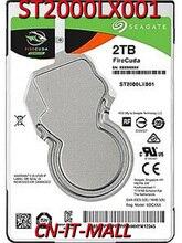 """سيجيت FireCuda الألعاب SSHD ST2000LX001 2 تيرا بايت SATA 6.0 جيجابايت/ثانية 2.5 """"المحمولة محرك الأقراص الصلبة الداخلي"""