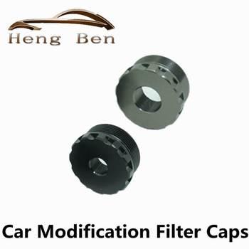 Modyfikacja samochodu czapki filtra paliwa garnitur dla Napa 4003 WIX 24003 1 2 #8222 -28 i 5 8 #8221 -24 tanie i dobre opinie Wz heng Aluminum 130g Fuel Filter 2210 China 0000