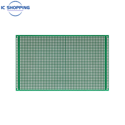 9mmX15mm PCB Prototype Board Double Sided PCB for DIY Solder Breadboard Hole Board 9*15 General Purpose Printed Circuit Board