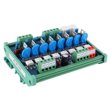 8-Channel PLC DC Amplifier SCR Silicon Controlled Rectifier Output Power Board new original 1734 ov8e plc 24dc 8 current sinking point digital dc output modules page 7