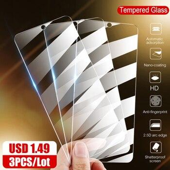 Перейти на Алиэкспресс и купить 3 шт полное покрытие экрана протектор для Samsung Galaxy A50 A71 A70 A51 стекло или A10 A20 A30 A80 A90 S10 Note 10 Lite закаленное стекло