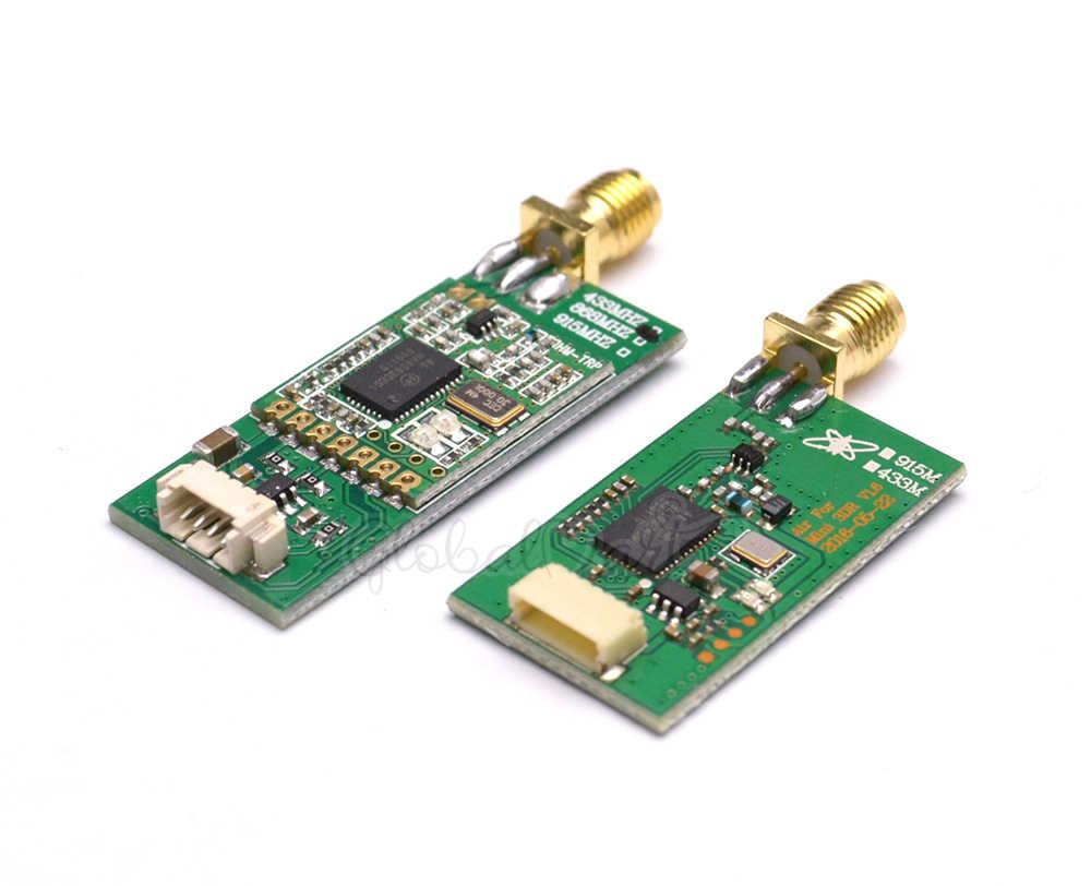 3DR telemetría Radio, 433 Mhz/915 Mhz 433, 915, 100 mw, 500mw de telemetría y módulo a tierra para APM 2,6 2,8 PX4 Pixhawk 2.4.8 2.4.7