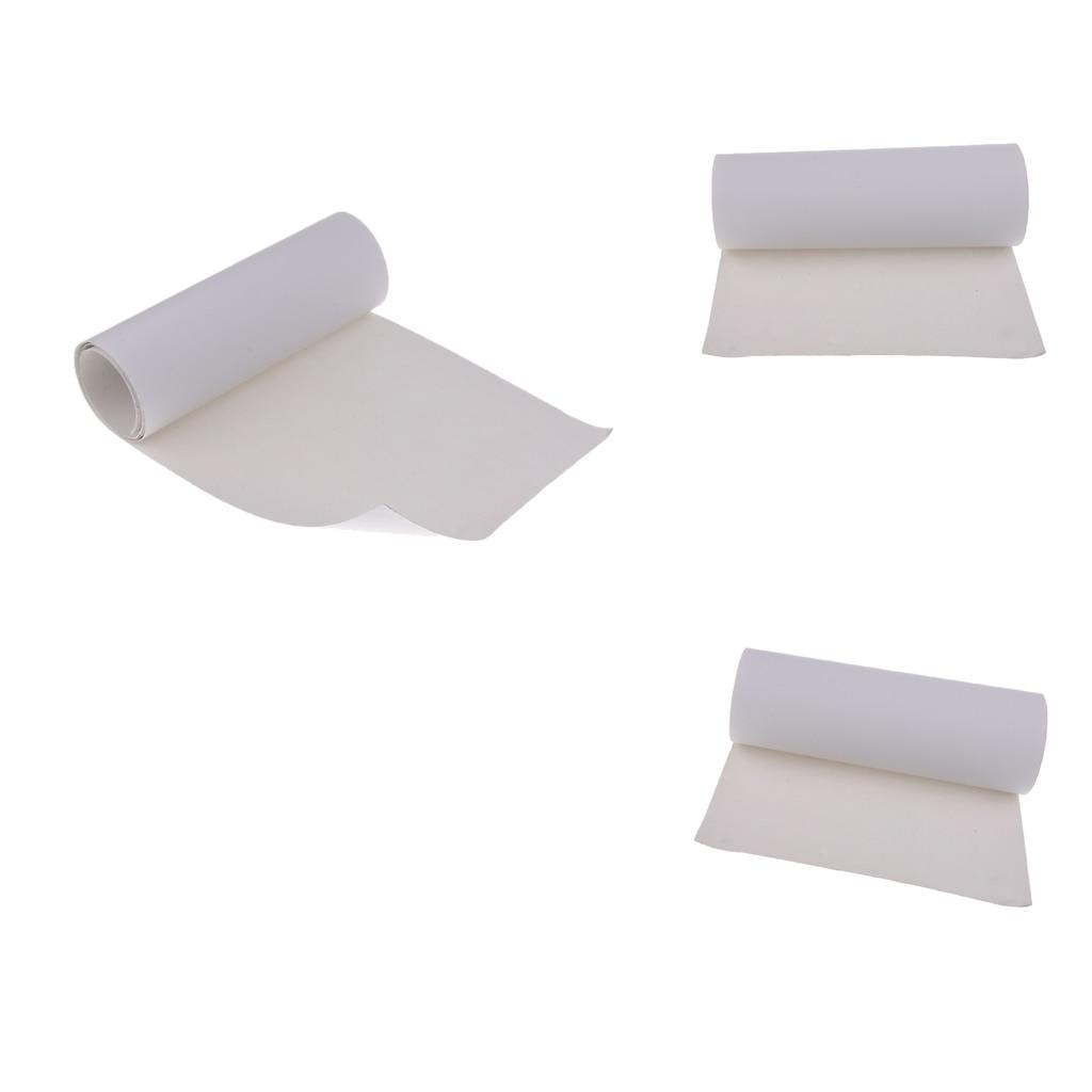 3x Durable Skateboard Grip Tape Skateboard Sandpaper Griptape Skateboard Non-slip Abrasive Paper Parts PVC 126x26.5cm