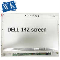 """Original New lcd display for dell xps 14z screen LP140WH6 TJA1 14"""" F2140WH6 Laptop LCD Screen"""