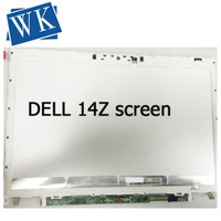 Original New lcd display for dell xps 14z screen LP140WH6 TJA1 14 F2140WH6 Laptop LCD Screen
